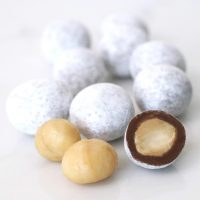 Milk Chocolate Coconut Toffee Macadamias