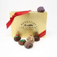 Assorted Truffles – Pacific Sunset Chocolate Collection