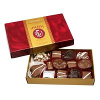 sugar free gift box of chocolates