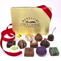 Assorted Chocolates-Half & Half Chocolate Collection