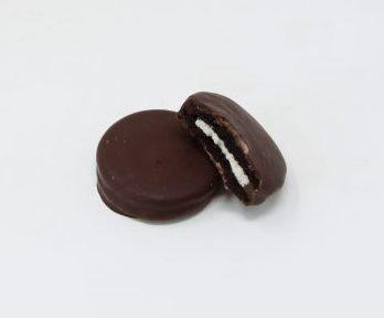 dark chocolate mendocino oreos