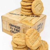 Cookie in the Crate – Peanut Butter Cookies