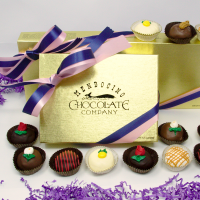 Classic Chocolate Truffles Assortment