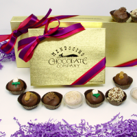 Milk Chocolate Truffle Assortment